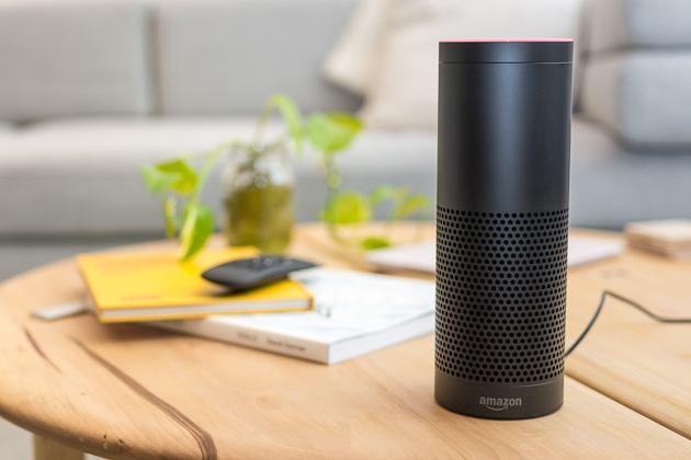 Amazon Alexa shopping via Amazon's Website