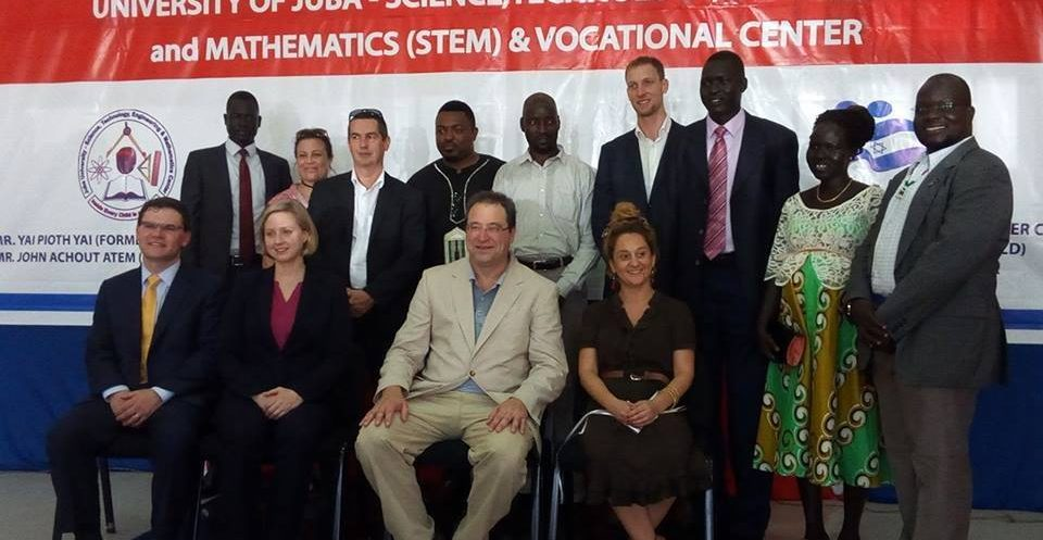 STEM Center in South Sudan