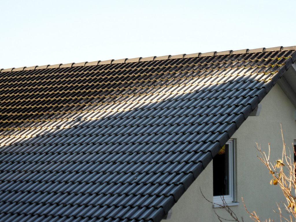 Sunlight on a roof. Photo via Onnola on Flickr