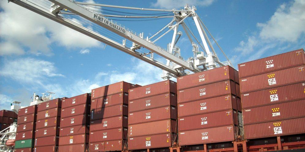 Zim containers. Photo via Daniel Ramirez on Flickr
