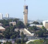 Hebrew University Mount Scopus