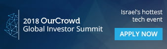 OurCrowd Global Investor Summit Banner