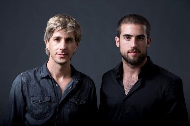 SpotIM founders Ishay Green and Nadav Shoval. Courtesy
