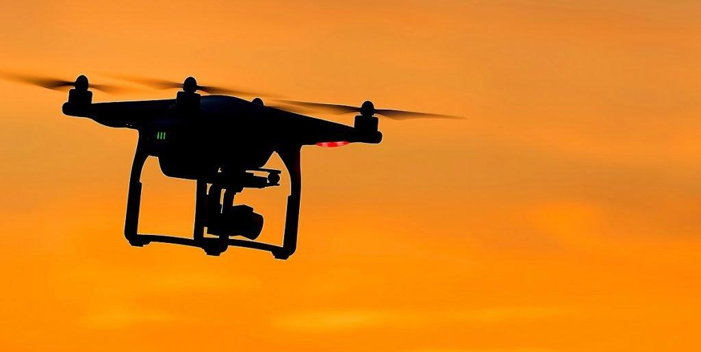 An illustrative photo of a drone. Photo by Ricardo Gomez Angel on Unsplash