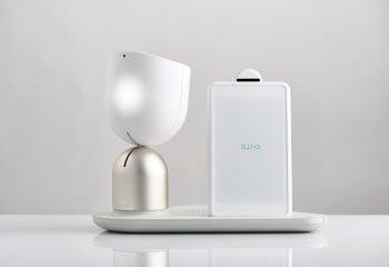 Intuition Robotics' ElliQ. Courtesy