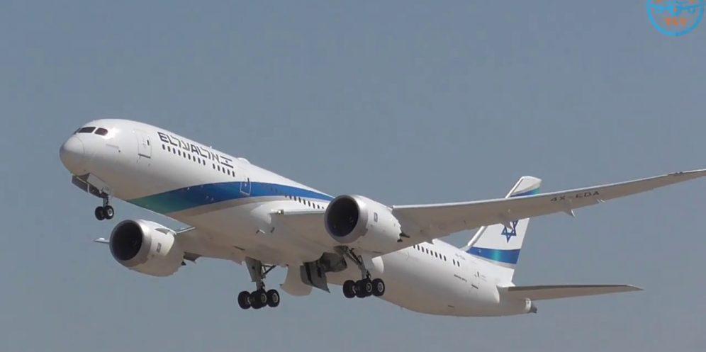 elal boeing 787 dreamliner