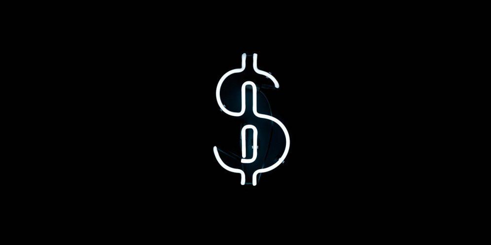 Dollar sign. Photo by Jimi Filipovski on Unsplash