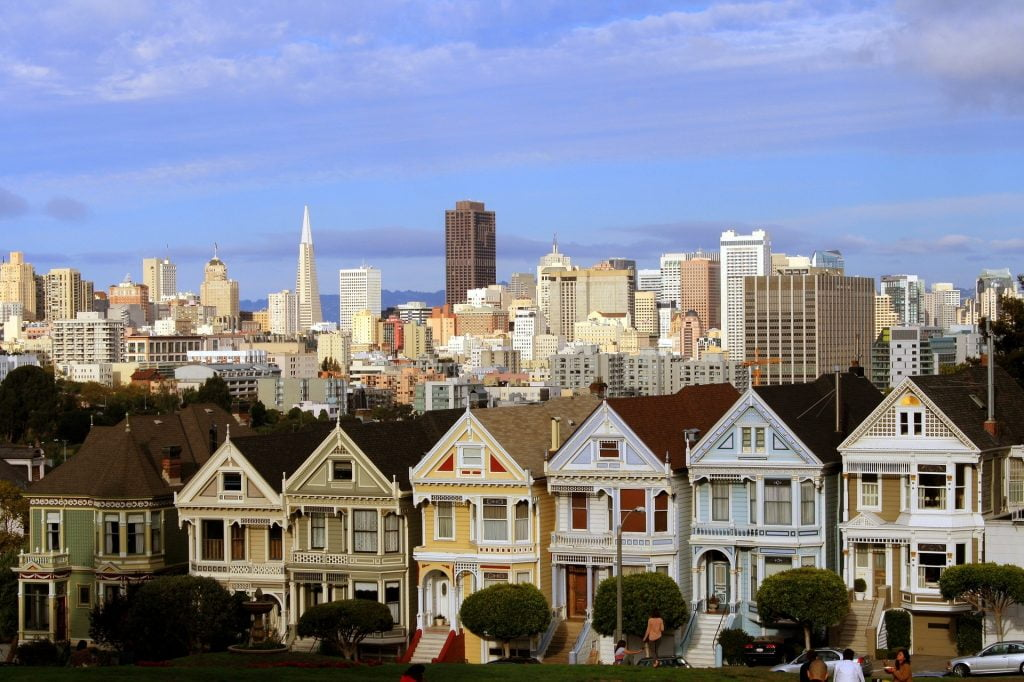An illustrative photo of San Francisco. Photo via Pixabay