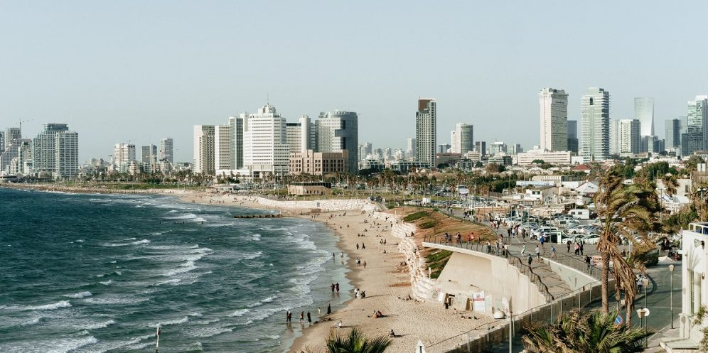Tel Aviv. Photo by Adam Jang on Unsplash