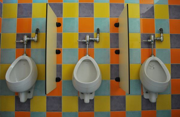 Toibot's creators want the product to be used in public restrooms, restaurants, businesses, schools, hospitals, as well as homes. Photo via Ironchefbalara, Pixabay