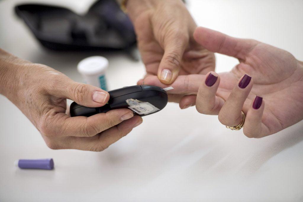 Glucose Test. Photo by Agência Brasil Fotografias on Flickr