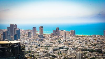 Tel Aviv. Photo by Ted Eytan via Flickr