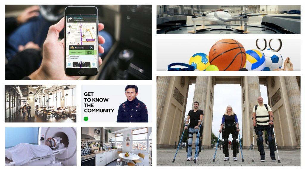 Fast Company collage, courtesy