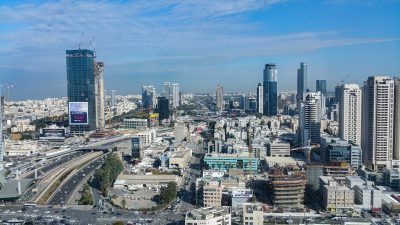 Tel Aviv. Pixabay