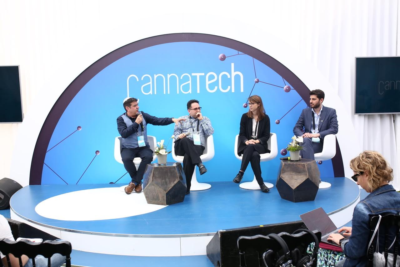 cannatech press conference