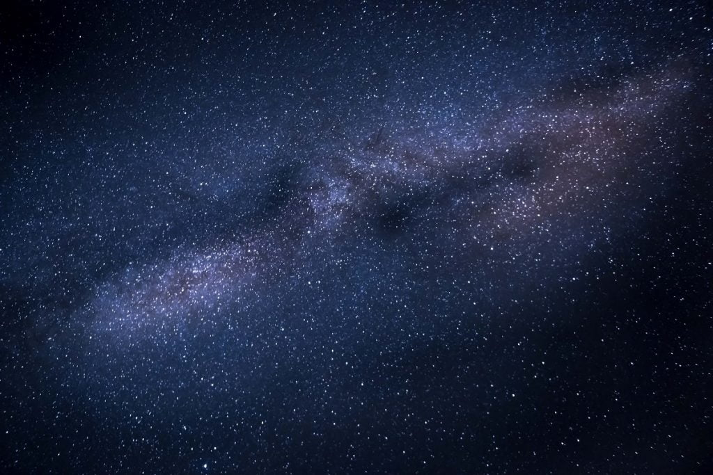 An illustrative photo of the galaxy. Pexels