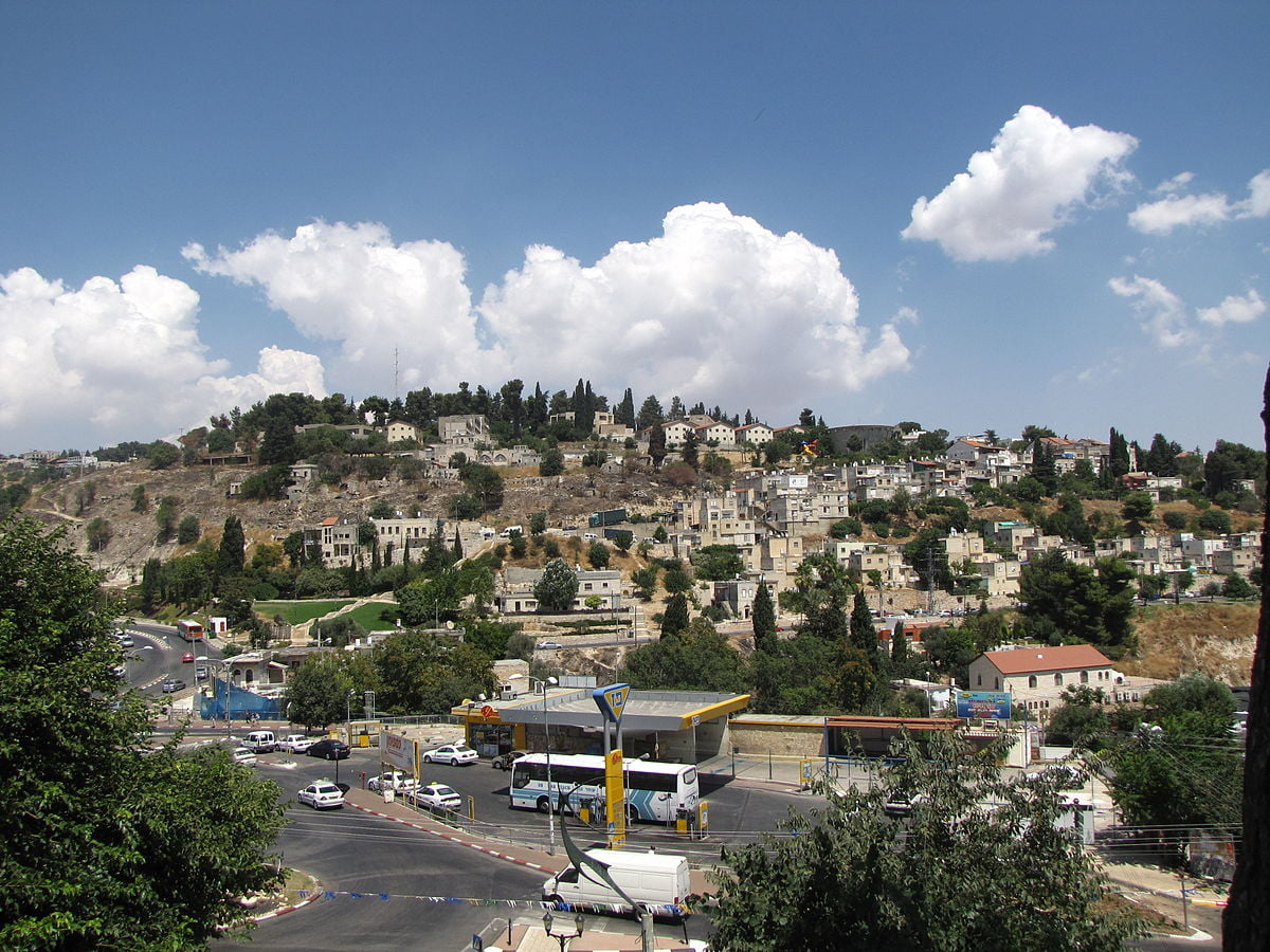 The origins of the northern Israeli city of Safed date back to at least the 15th century. Photo via Matic18, CC BY-SA 3.0