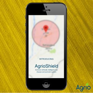 Saillog's AgrioShield alert system. Courtesy
