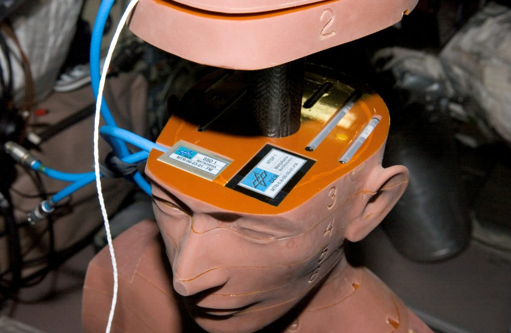The dummies will be provided by the German Aerospace Center (DLR), Courtesy