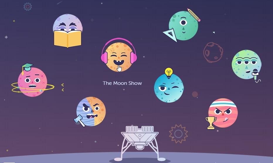 Screenshot from http://kids.spaceil.com/en/