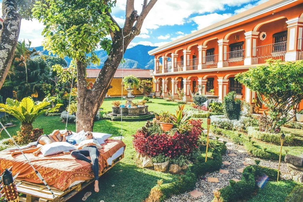 A Selina destination in Antigua. Courtesy