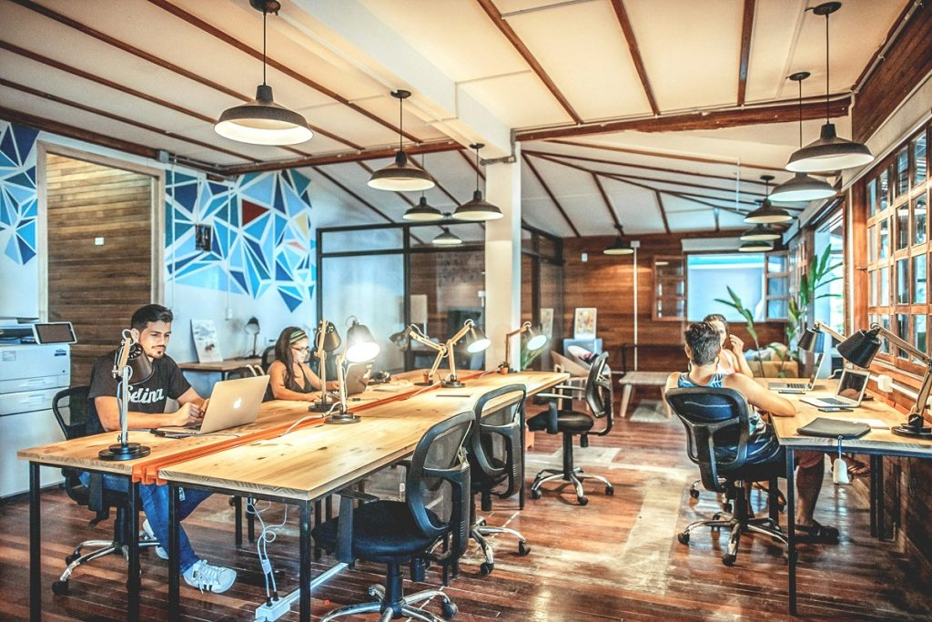 Selina's co-working space in Puerto Viejo, Costa Rica. Courtesy
