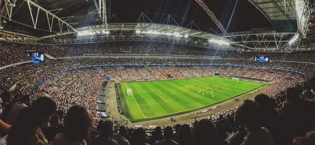 A sports stadium. Pixabay