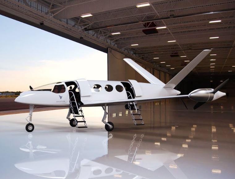Eviation Aircraft Screenshot Photo via YouTube