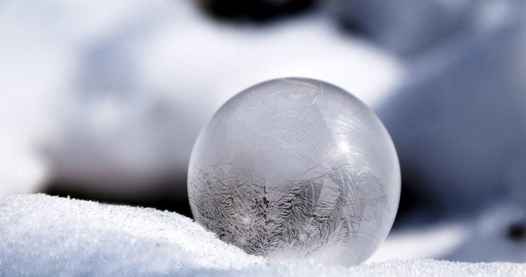 Ice Ball via Pixabay