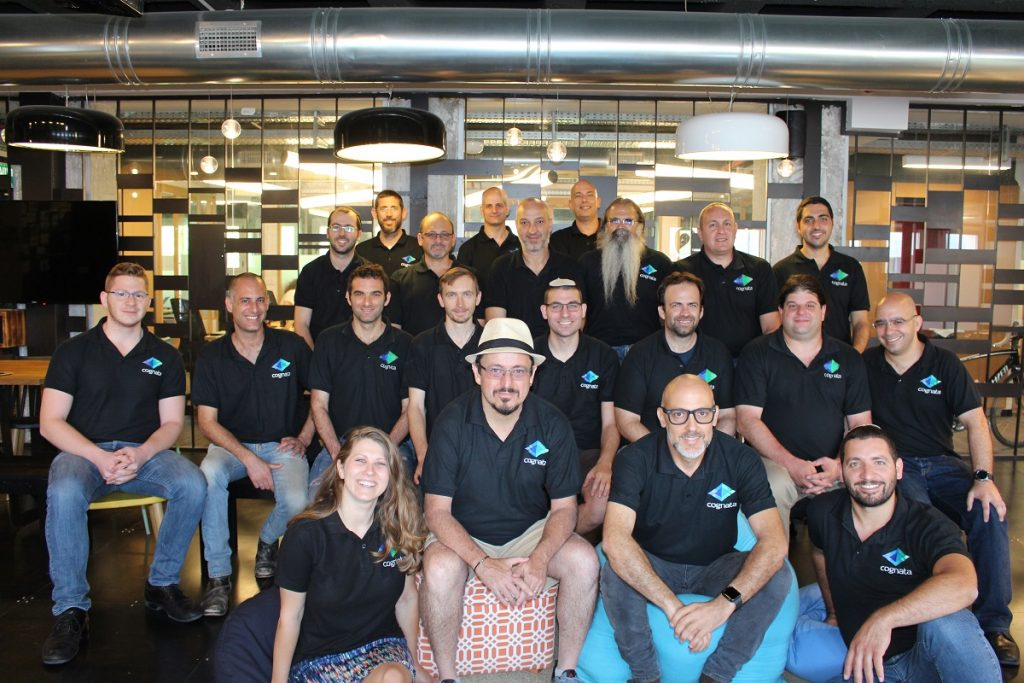 The Cognata Team. Courtesy