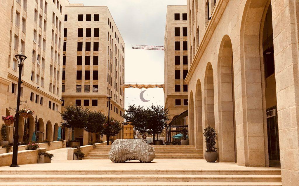 Rawabi buildings. Photo by Viva Sarah Press