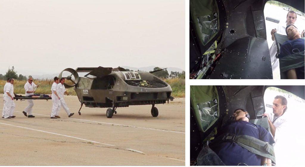 Collage via Cormorant Achieves IDF Mission Demo Milestone