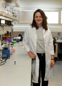 Prof. Asya Rolls. Photo by Rami Shlush, Technion Spokesperson's office