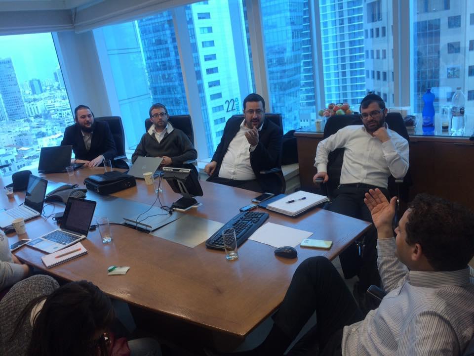 A KamaTech meeting. Courtesy