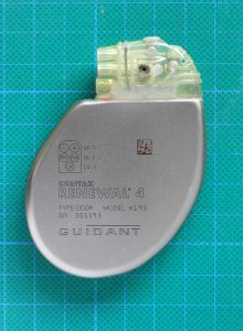 An illustrative photo of a pacemaker. Photo via Pixabay