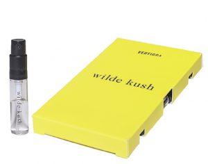 Cannabis-based perfume Wilde Kush. Photo via Vertigga.com