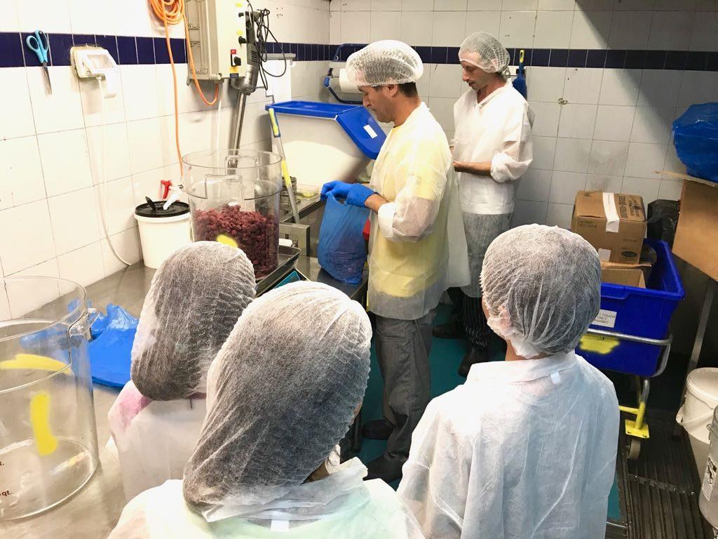 Vaniglia's factory in Hod Hasharon. Photo by Viva Sarah Press