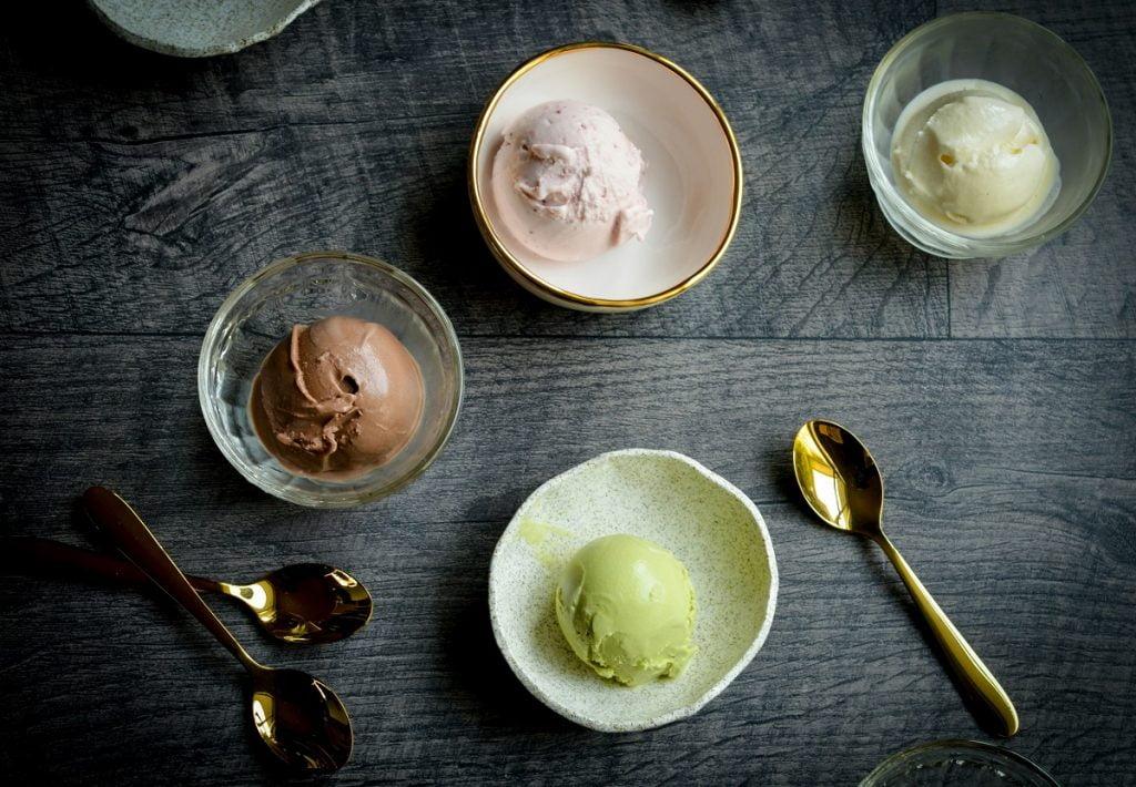 Ice cream. Photo via Unsplash