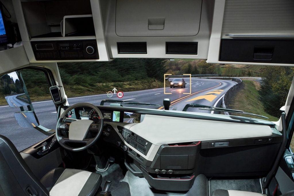 An illustrative photo of autonomous driving. Photo via Deposit Photos