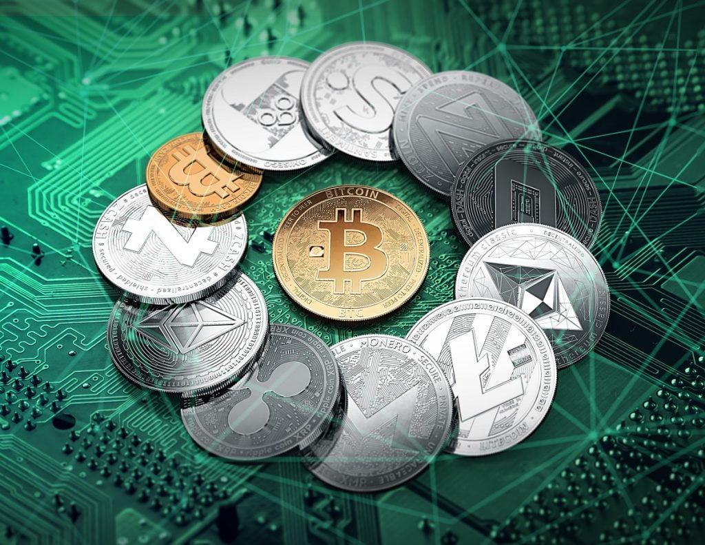 "Cryptocurrencies. <a href=""http://dep.ph/v/zyxq6c-bsat0 "" target=""_blank"">Photo via Deposit Photos</a>"