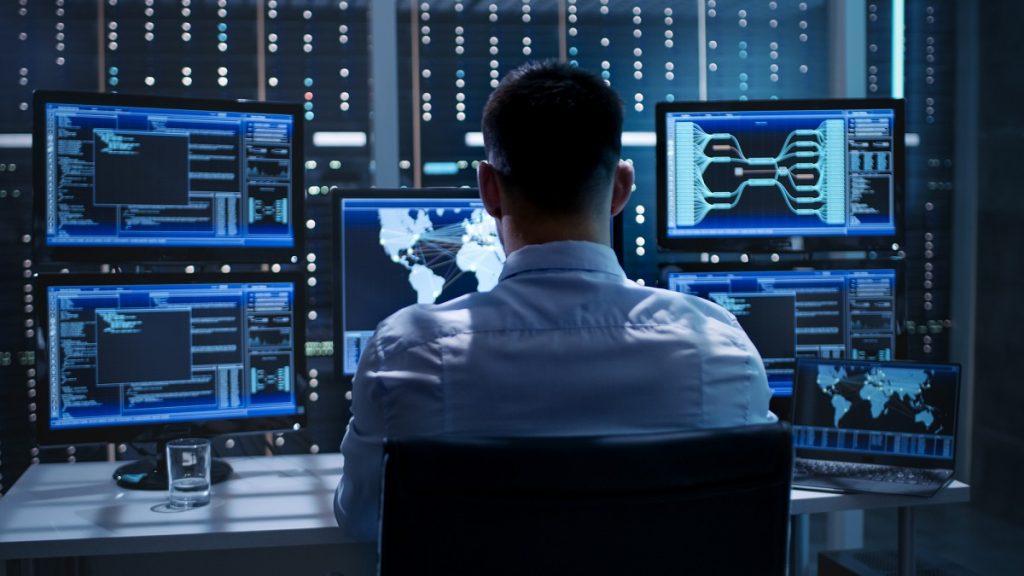 "An illustrative photo of a system security specialist. <a href=""http://dep.ph/v/zs5lyc-bsat0"" target=""_blank"">Photo via Deposit Photos</a>"