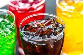 Soft drinks. Photo via Pixabay