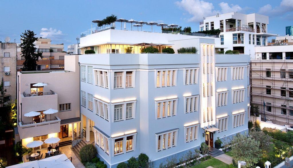 Tel Aviv Jerusalem Karte.Norman Tel Aviv Voted Among 50 Best Hotels In The World 1st In