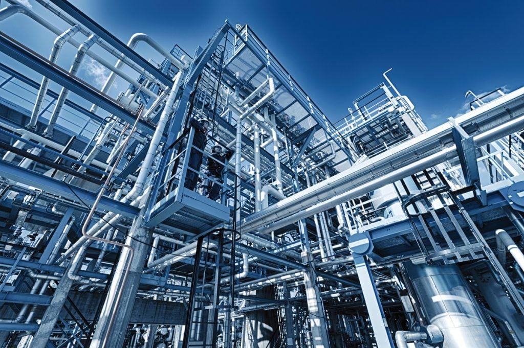"An oil and gas refinery. <a href=""http://dep.ph/v/3n6tan-bsat0"" target=""_blank"">Photo by Deposit Photos</a>"