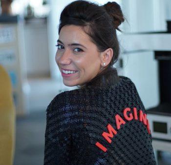 Danit Peleg, fashion designer.