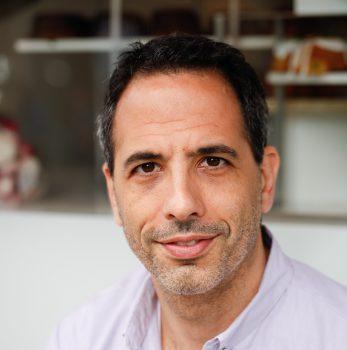 Israeli-British chef Yotam Ottolenghi. Photo via Wikimedia, public domain