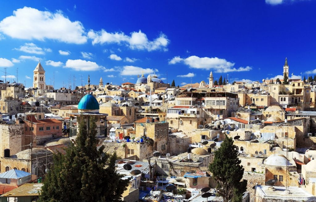 Jerusalem Is The World's Fastest-Growing Tourist Destination In 2018