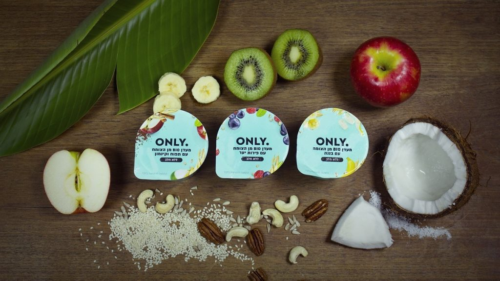 Yofix Probiotics Only dairy-free yogurts. Courtesy