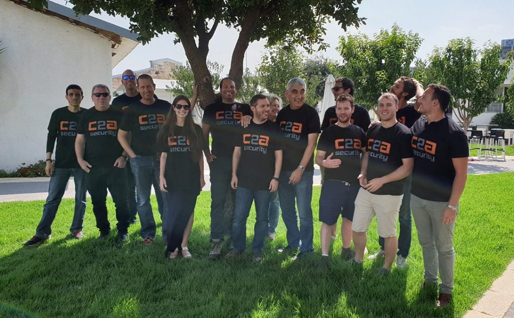 C2A Security team. Courtesy