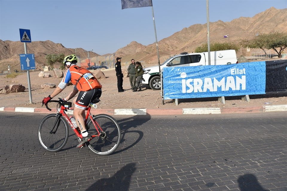 Danny Yaakobson at the Eilat Israman competition, January 2019. Photo by Shvoong photografers